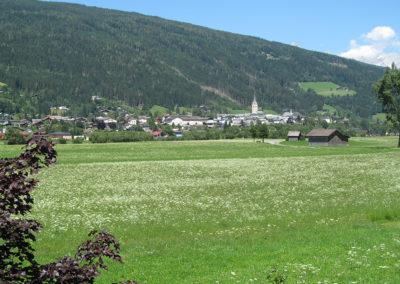 Radstadt im Sommer